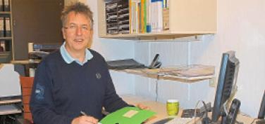 Andreas Wilinski rät zur jährlichen Heizungswartung