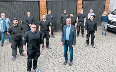 50 Jahre Firma Wilinski in Ahlen